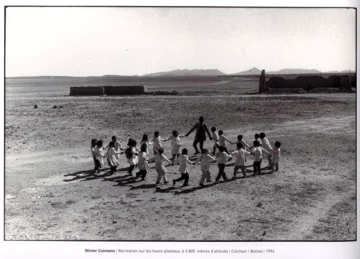 Olivier culmann  récréation     Colchani  Bolivie   1994.JPG