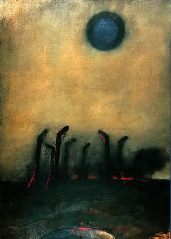 Velickovic             soleil noir   1996