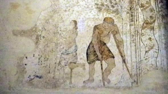 egl romane JANAILHAC  sud Limoges  fresques   06.jpg