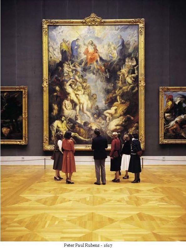 devant jugement  dernier  Rubens  musée  discussion.jpg