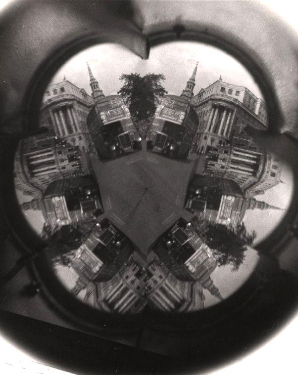 Fellig, Arthur (Weegee)(1899-1968) - 1960 Corner of Trafalgar Square and the Strand, London 8339766993.jpg