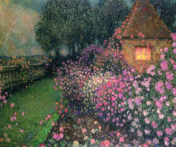 Henri+Le+Sidaner+-+15+A+Pavilion+in+the+Rose+Garden%2C+Geberoy+1931.jpg