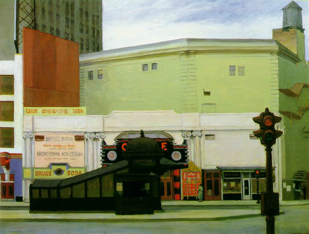 Hopper Circle Theatre 1936, Private collection.jpg