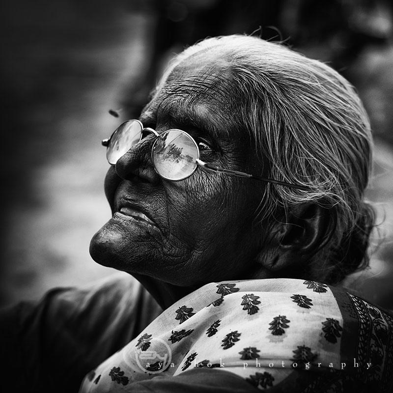 Portrait of Hard Life  Aging 5921453554.jpg