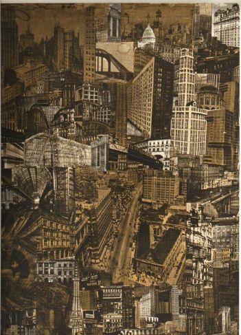 Metropolis Paul Citroen