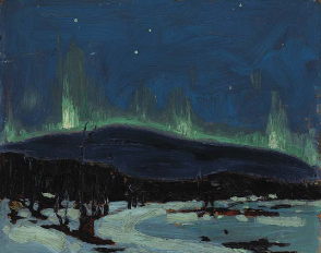 tom thomson Northern light