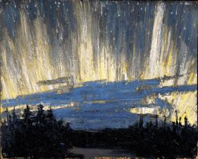 tom-thomson-northern-lights-printemps-1916