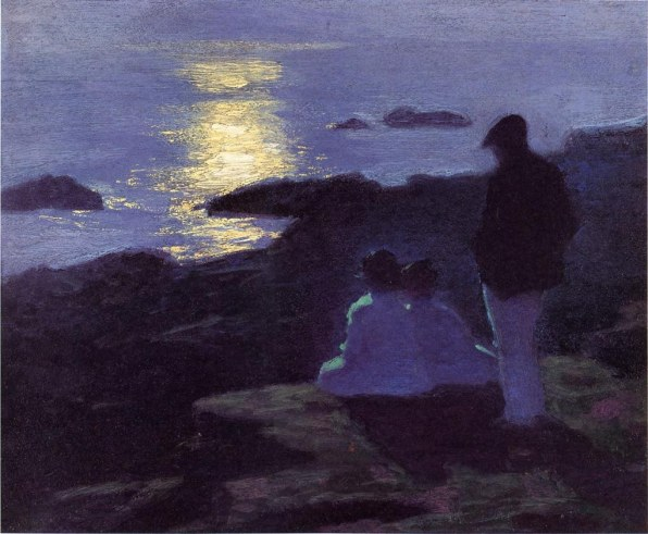henry potthast A Summer's Night