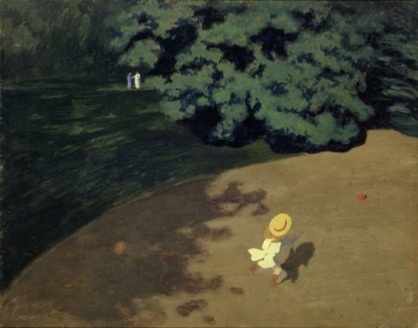 Félix Vallotton Le ballon