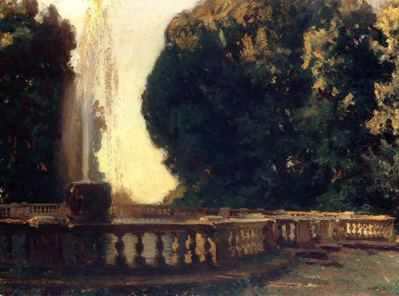 Villa Torlonia, Fountain  1907.jpg