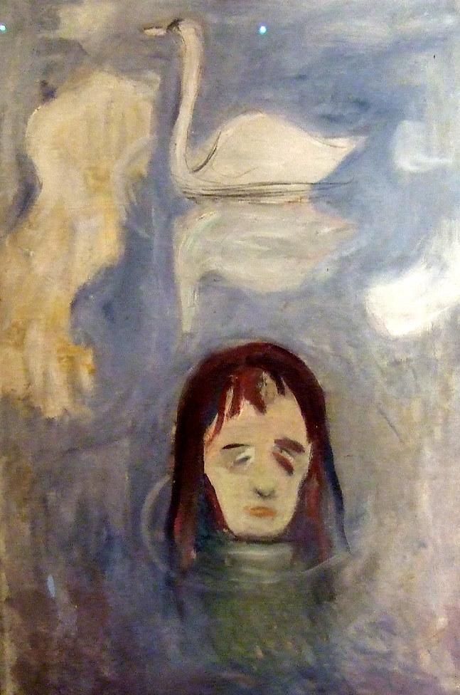 Vision Edward Munch